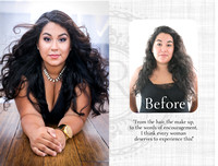 Nicole Perrino - Before & After