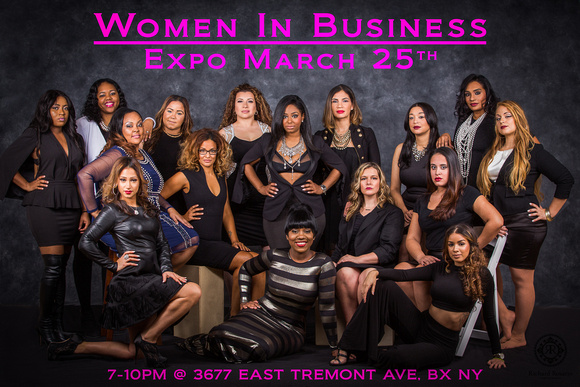 ©Richard Rosario Photography - Women In Business Group Shot