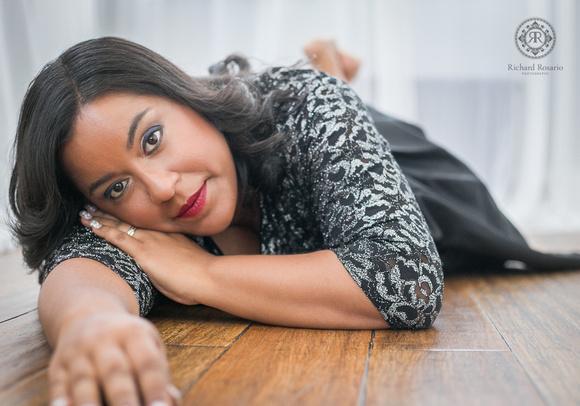 Melissa Valcarcel-Serrano,  ©Richard Rosario Photography